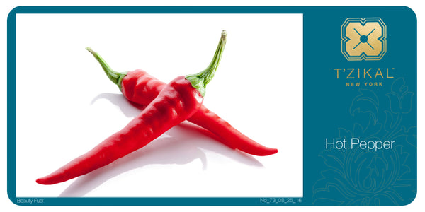 Beauty Fuels: Hot Pepper