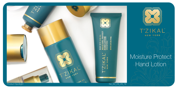 T'zikal Moisture Protect Hand Lotion