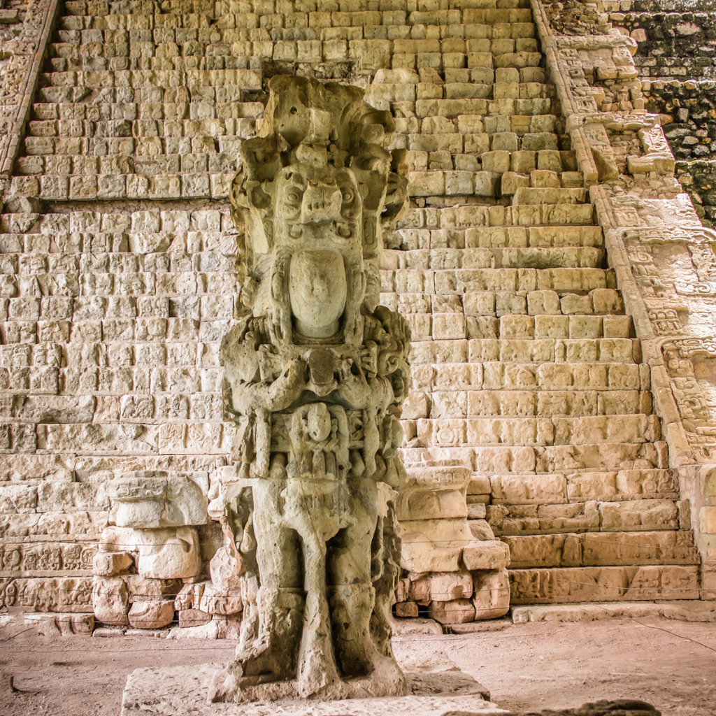 Discover UNESCO World Heritage Site, Copán in Honduras