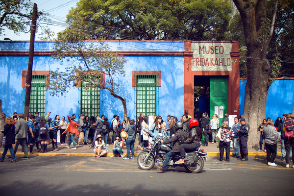 T'zikal Beauty: Secret Art Destination, Museo Frida Kahlo, Mexico City, Natural Haircare With Ojon Oil
