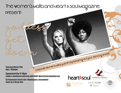 goddess get down event women's mafia and heart and soul magazine