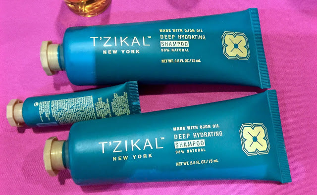 Lyramag.blogspot.com new haircare brands get greener? Discover T'zikal All Natural Hair and skincare with ojon oil