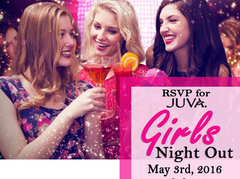 JUVA Skin Center New York Girls Night Out