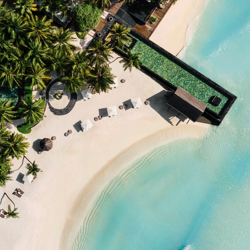T'zikal Haircare with Ojon Oil Discover Detoxifying Body Cleanse at the One&Only Reethi Rah Maldives