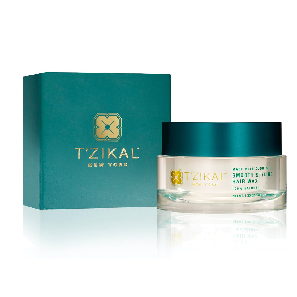 T'zikal All Natural Haircare with Ojon Oil Product Spotligt Smooth Styling Hairwax