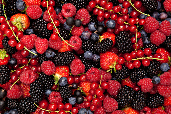 Tzikal Beauty: Beauty Fuel Blackcurrants and Berries with ojon oil