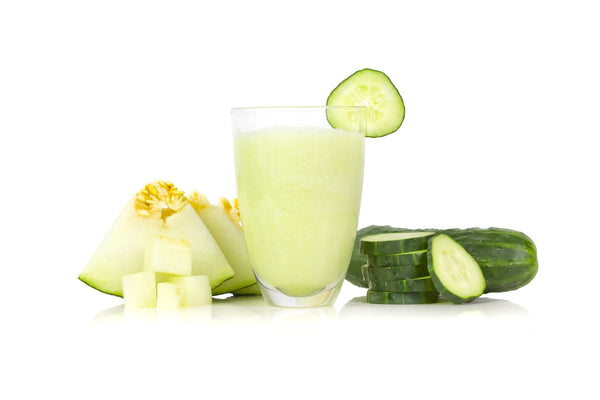Cucumber Melon Mint Smoothie