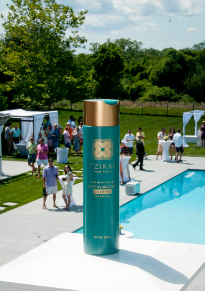 T'zikal Shampoo at the White Party in the Hamptons, Montauk Yacht Club Resort & Marina