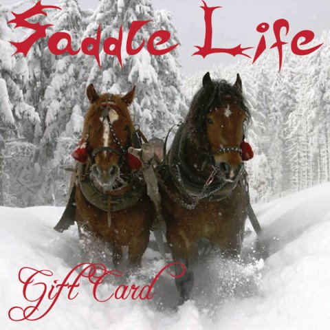 Saddle Life Gift Card