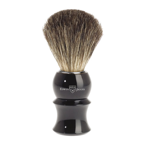 Edwin Jagger Pure Badger Ebony Shaving Brush