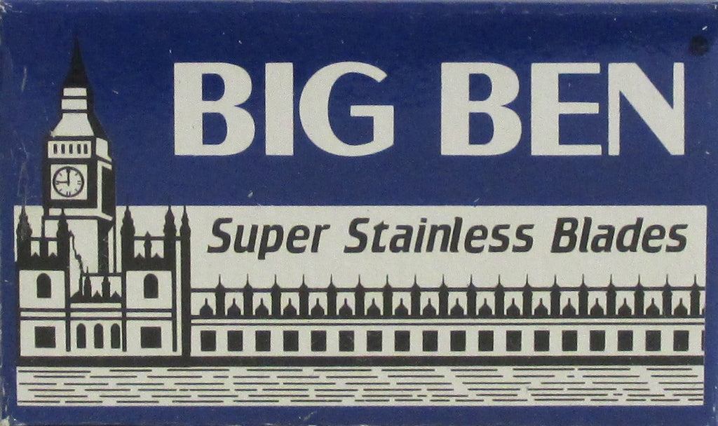 BIG BEN Double Edge Razor Blades