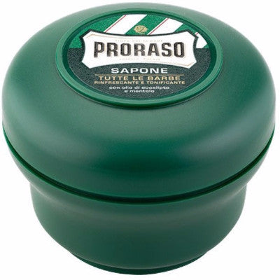 Proraso Green - Shaving Soap with Eucalyptus & Menthol