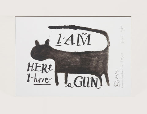 Francesca Bazzurro | I am here