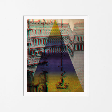 "Mathia Pagani | ""Venezia 404 #1"" 
