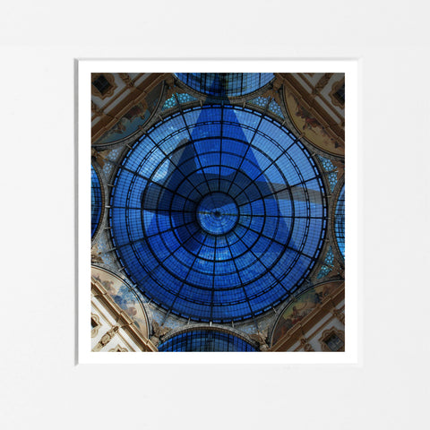"Mathia Pagani | ""Galleria Vittorio Emanuele 404"" 