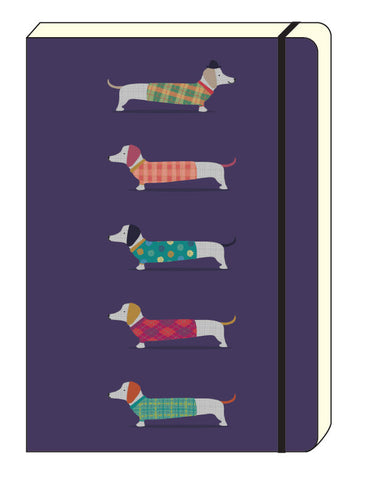 A5 Dachshund NoteBook