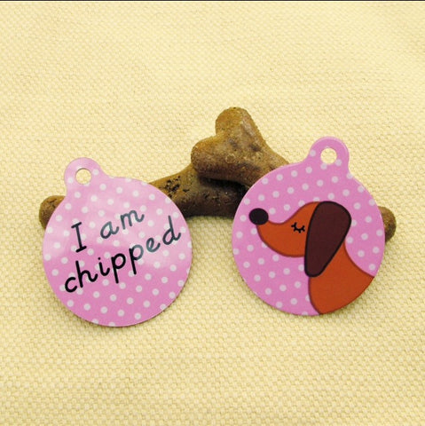 Dachshund Pet Tag