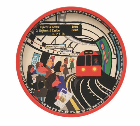 Paul Thurlby London Collection Underground Tray