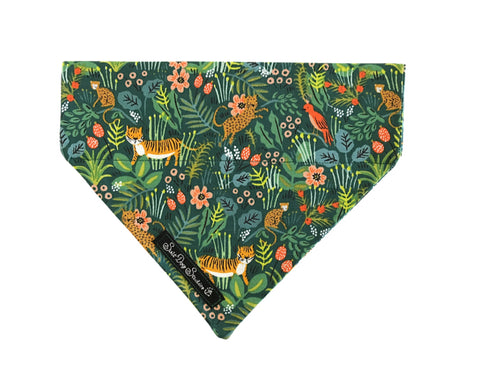 Just So ..... Jungle Bandana