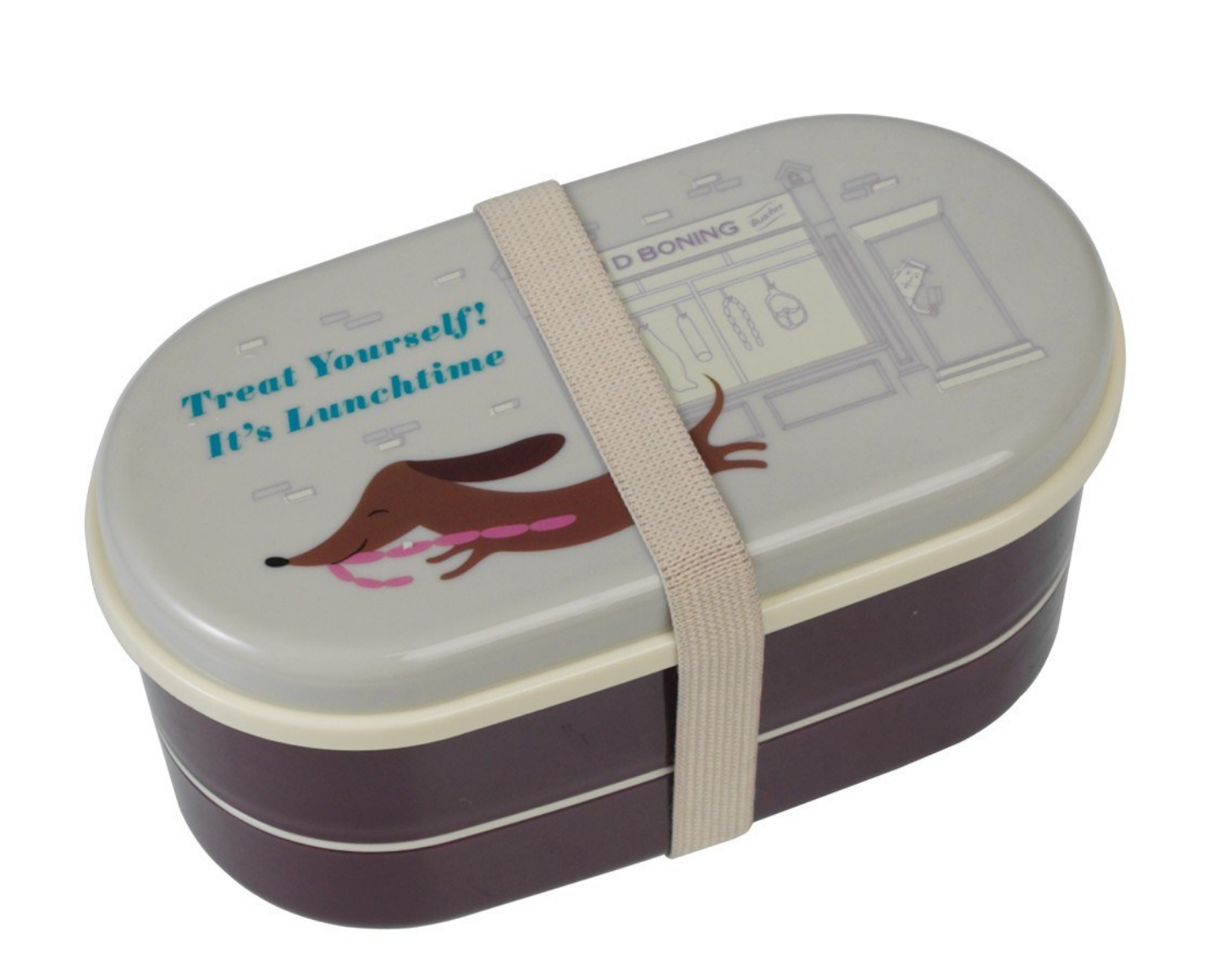 Sausage Dog  Bento Lunchbox