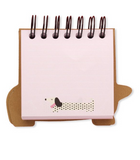 Sausage Dog Shape Cut Notebook