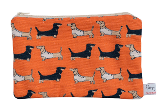 Darling Dachshund Big Useful Purse