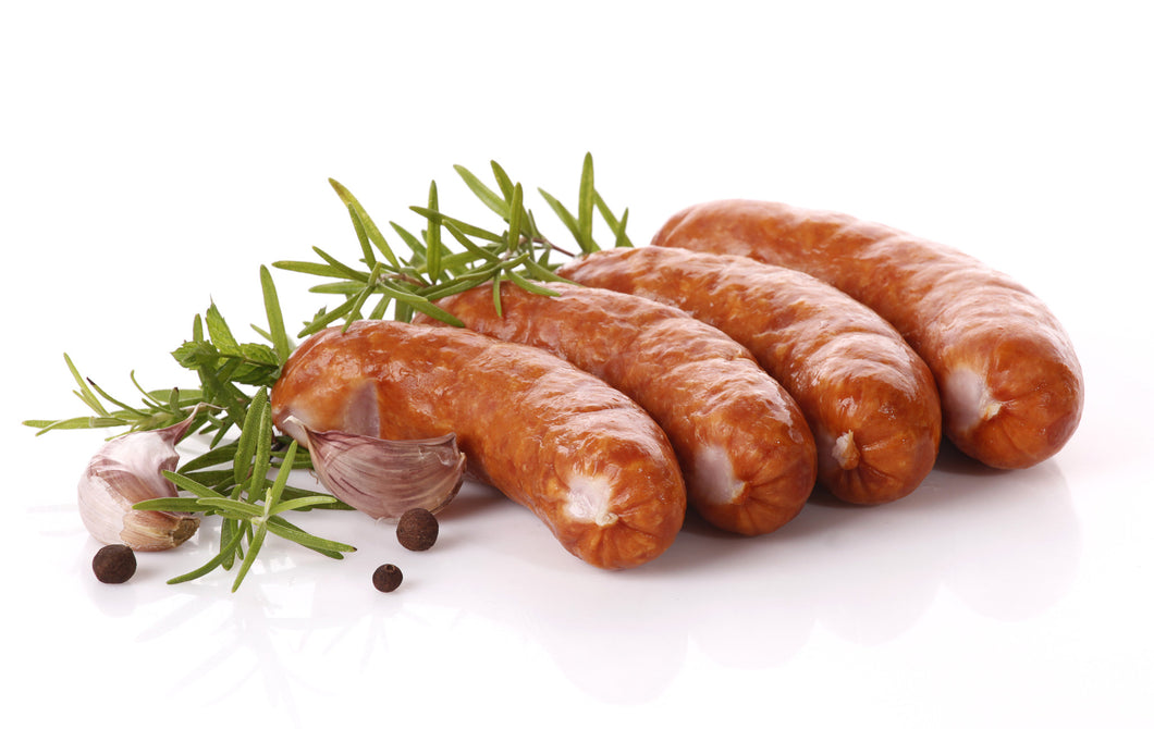 Pork & Alligator Fresh Sausage