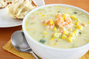 Shrimp & Corn Soup