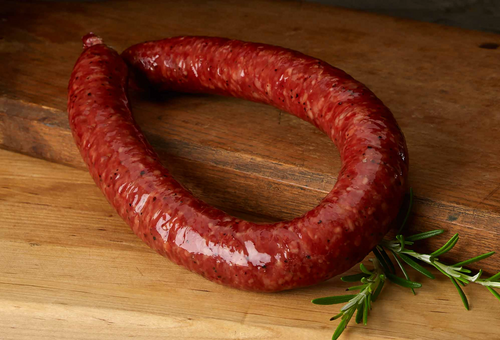 Texas Smokehouse Beef & Pork Sausage