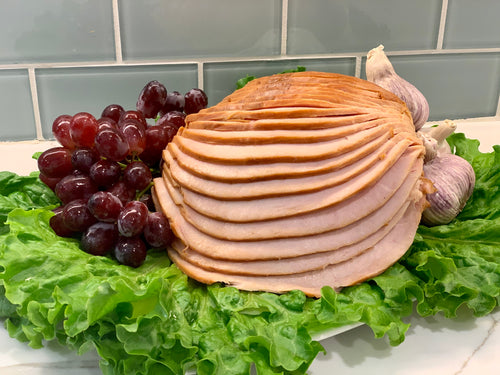 Smoked Honey Glazed Spiral Cut Turkey Breast