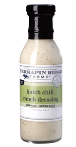 Hatch Chili Ranch Dressing