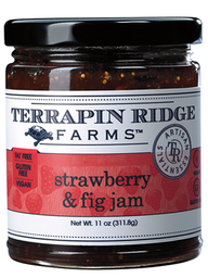 STRAWBERRY AND FIG GOURMET JAM