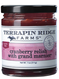 CRANBERRY RELISH WITH GRAND MARNIER  sorry sold out