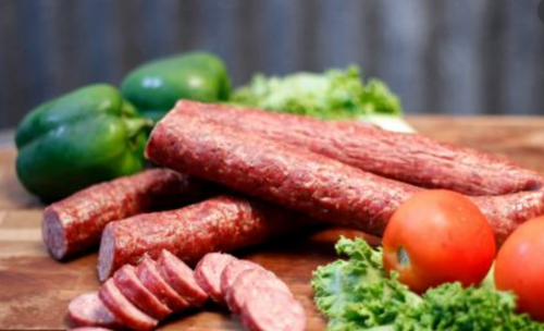 Texas Smokehouse Venison and Pork Sausage