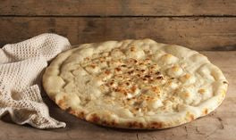 "ItalCrust 9.5"" Round Pizza Crust / Each Order Comes With ( 12 ) Pizza Crusts / Made in Italy"