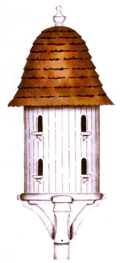 #348 English Birdhouse