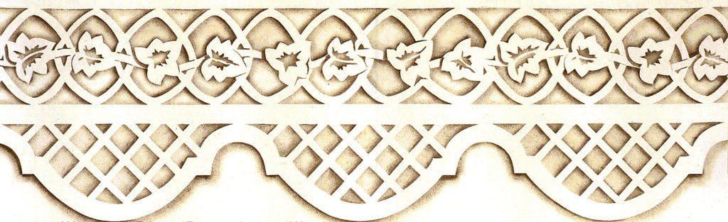 Woodwork Frieze