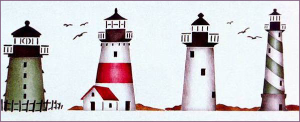 #302 Lighthouses