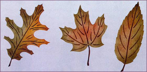 #306 Assorted Leaves