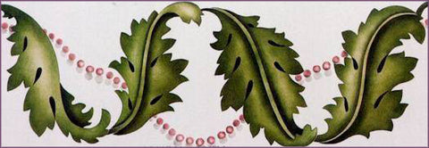 #320 Acanthus Leaves