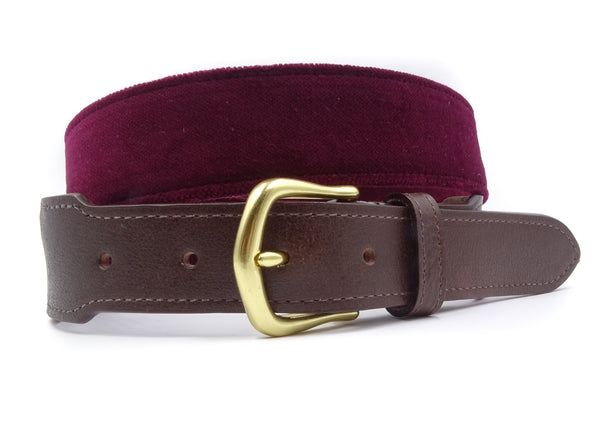 Burgundy Velvet - FH Wadsworth