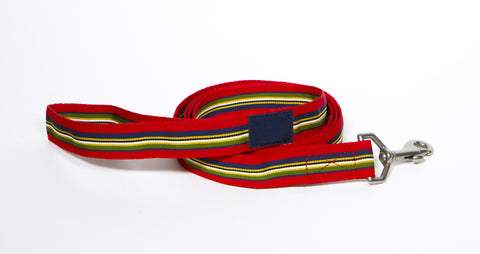 The Cardinal Dog Leash - FH Wadsworth
