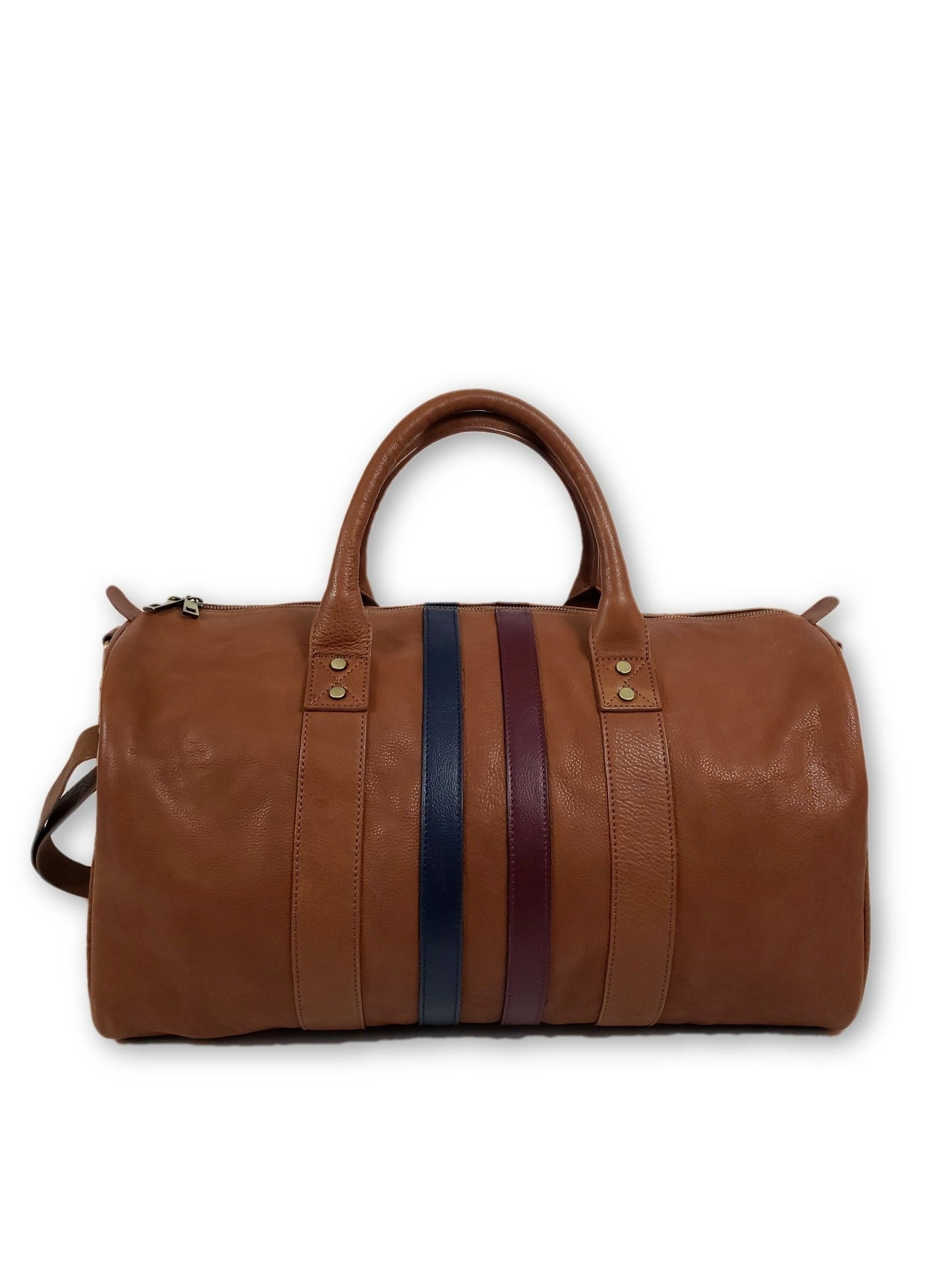 5ad0e4f67d Brown Leather Duffle Bag – FH Wadsworth
