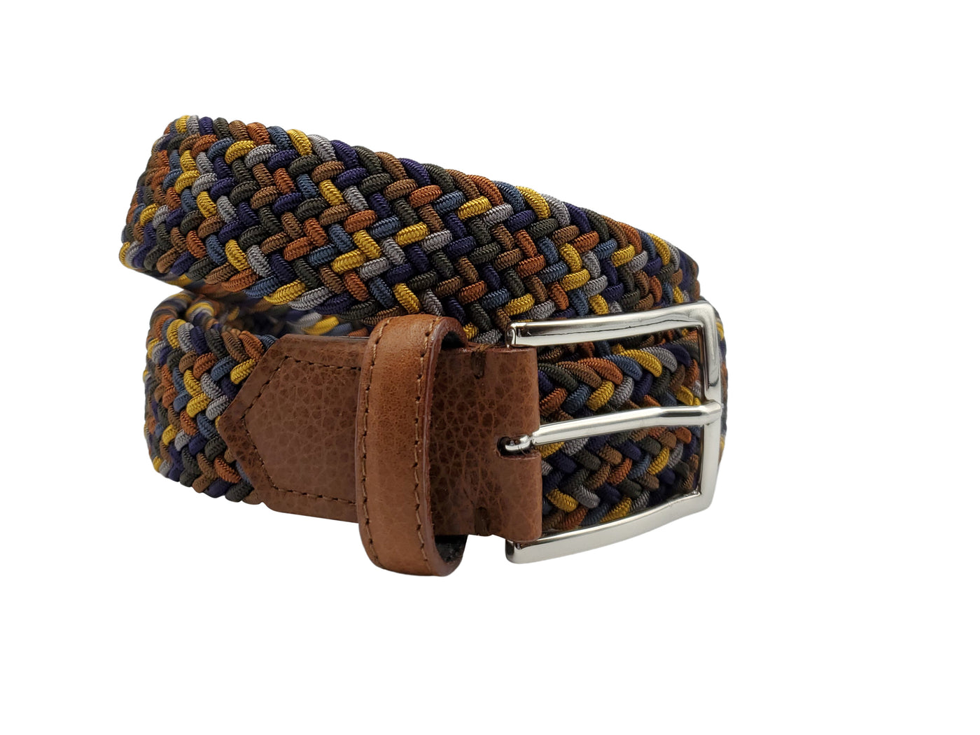 Harvest Interwoven Elastic Stretch Belt