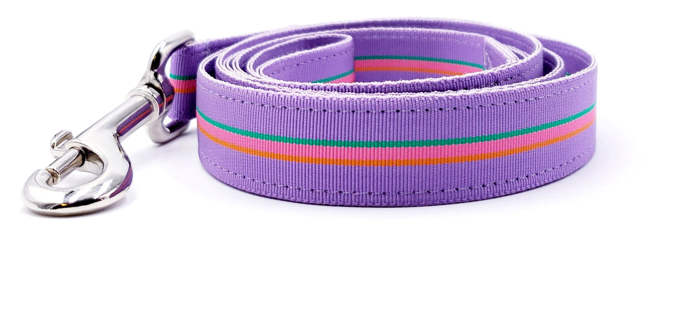Lavender Lull Dog Leash - FH Wadsworth
