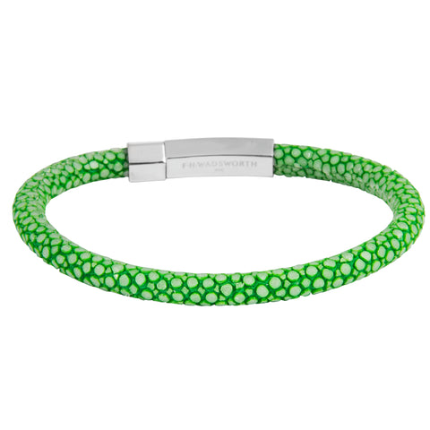 Lime Green Stingray Bracelet