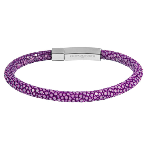 Purple Stingray Bracelet