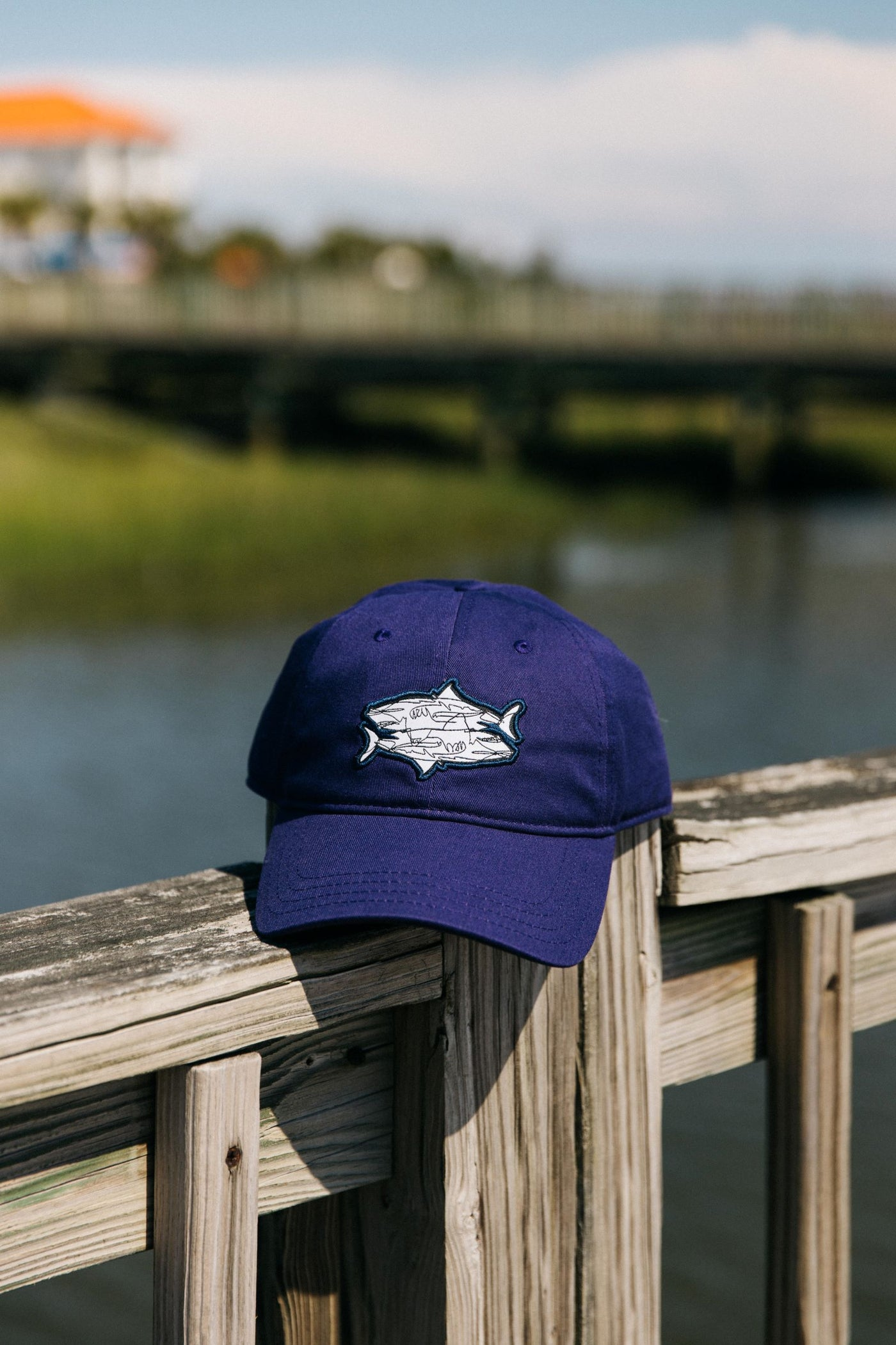 FH Wadsworth x Michael Myers Purple Shark Hat
