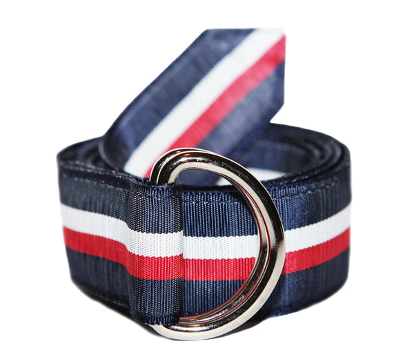 Selvedge Belt (Monogrammed) - FH Wadsworth