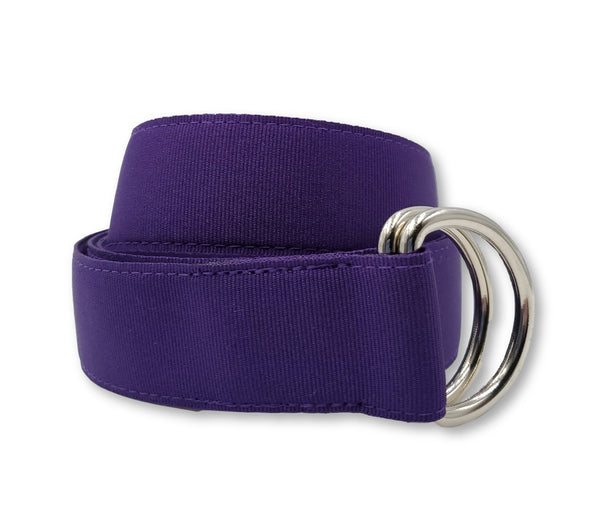 Purple Ribbon Belt - FH Wadsworth